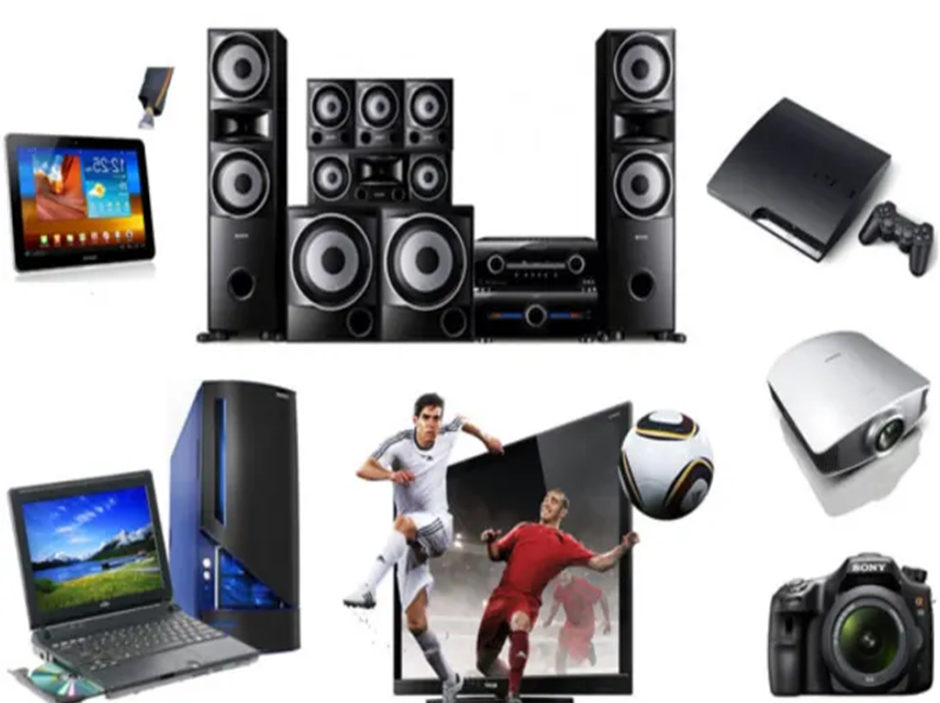 Essential Electronics Products
