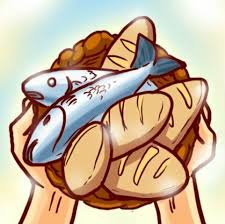 Two Fish, Five Loaves And Five Thousand People